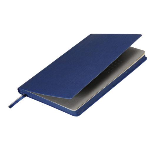 Подарочный набор Portobello/Rain синий (Ежедневник недат А5, Ручка, Power Bank)