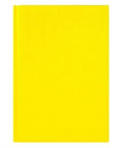 Ежедневник недатированный City Flax 145х205 мм, без календаря, желтый