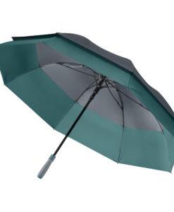 Зонт-трость Portobello Bora, серый/аква